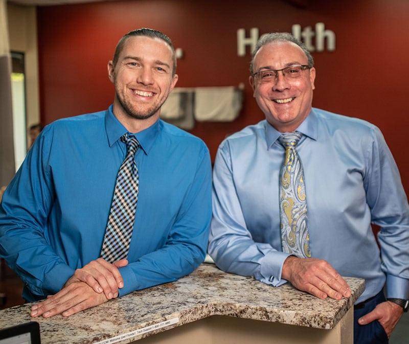 Chiropractor Boynton Beach FL Noah Riegel and Mark P. DiRoma