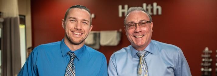 Chiropractors at MDR Advanced Medical Associates